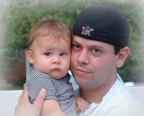 Noah and Daddy