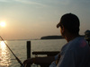 Marc_fishing_at_sunset