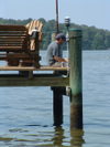 Marc_sitting_on_the_dock_of_the_bay